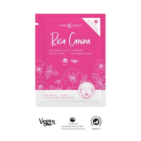 CHIARA AMBRA® Rosa Canina sheet mask