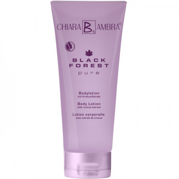 BLACK FOREST pure body lotion