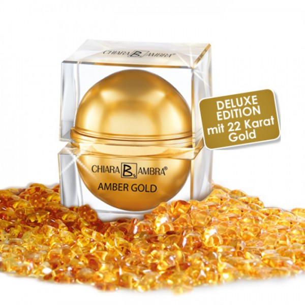 Amber GOLD Day Cream