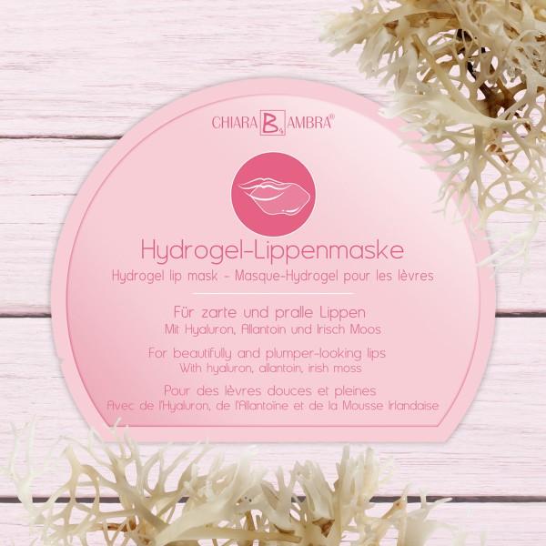 CHIARA AMBRA® Hydrogel Lippenmaske, 5 g