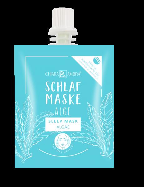 CHIARA AMBRA® Schlafmaske Alge