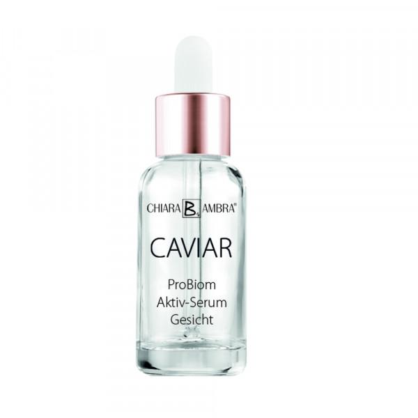 CHIARA® AMBRA Caviar ProBiom Face serum, 25 ml