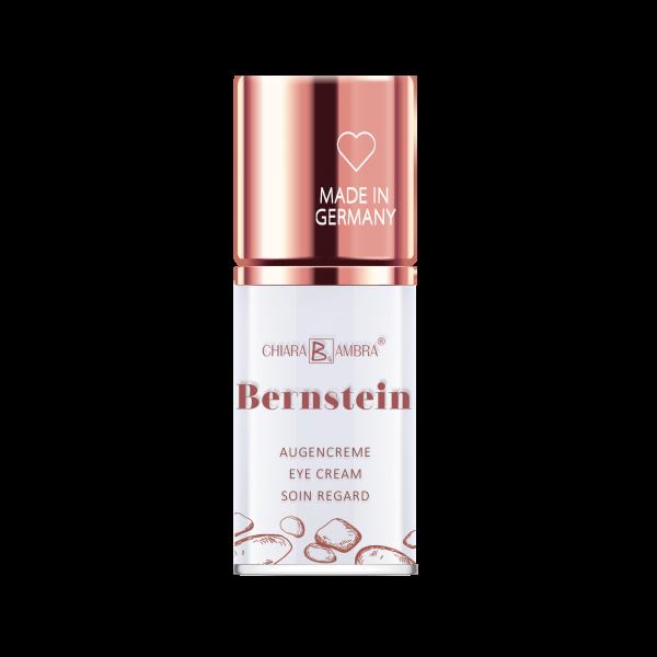 CHIARA AMBRA® Bernstein Augencreme