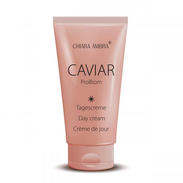 CHIARA AMBRA® Caviar ProBiom Day cream, 50 ml