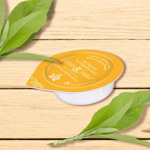 CHIARA AMBRA® Schlafmaske Blumea Balsamifera