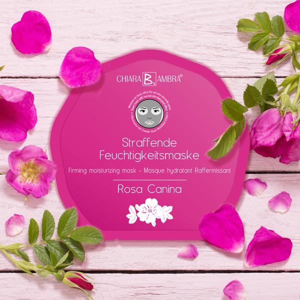 CHIARA AMBRA Gesichtsmaske Rosa Canina