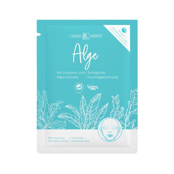 CHIARA AMBRA® Algae sheet mask